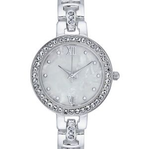 Charter club women's silver watch BRAND NEW